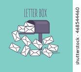 Full Inbox Email Mailbox Letter ...