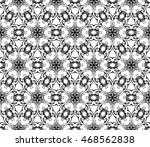 abstract seamless geomentry... | Shutterstock .eps vector #468562838