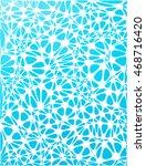 blue modern style  creative... | Shutterstock .eps vector #468716420