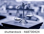 symbol of law and justice in