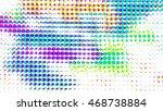 abstract illustration... | Shutterstock . vector #468738884