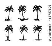 vector illustration of a hand...   Shutterstock .eps vector #468757808