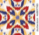 seamless geometric pattern ... | Shutterstock .eps vector #468897980