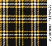 plaid  tartan  seamless pattern.... | Shutterstock .eps vector #468904130