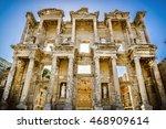Facade Of Ancient Celsius...
