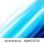 bright blue abstract background ... | Shutterstock .eps vector #468923720
