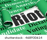 politics concept  black text... | Shutterstock . vector #468930614
