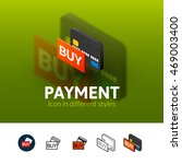 payment color icon  vector...