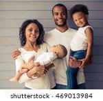 portrait of beautiful young...   Shutterstock . vector #469013984