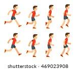 Running Man Animation Sprite...