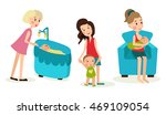 illustration set of the three... | Shutterstock .eps vector #469109054