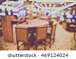 blurred casino interior | Shutterstock . vector #469124024