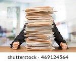 emotional stress. | Shutterstock . vector #469124564