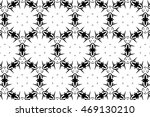 picture with black and white... | Shutterstock . vector #469130210