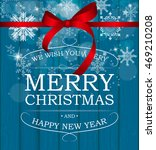 abstract beauty christmas and... | Shutterstock .eps vector #469210208