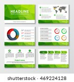 the design of slides for a... | Shutterstock .eps vector #469224128