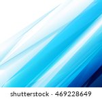 bright blue abstract background ... | Shutterstock .eps vector #469228649