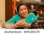 dubai  u.a.e   may 30  2015 ... | Shutterstock . vector #469230170