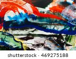 painted abstract background | Shutterstock . vector #469275188
