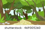 forest | Shutterstock .eps vector #469305260