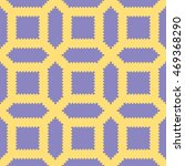 seamless geometric pattern... | Shutterstock .eps vector #469368290