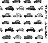 monochrome black and white... | Shutterstock . vector #469405133
