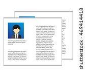 applications | Shutterstock . vector #469414418