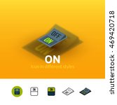 on color icon  vector symbol in ...