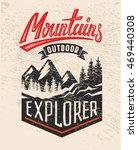 Vector Adventure Vintage Logo...