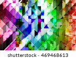 abstract multicolor color... | Shutterstock . vector #469468613