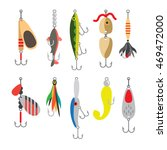 Fishing Bait. Fish Lure With...