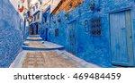 Famous Blue City Of Chefchaouen ...