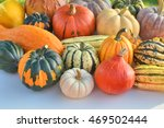 Winter Squash Collection....