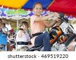 happy children having fun... | Shutterstock . vector #469519220
