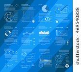 infographic set  elements for... | Shutterstock .eps vector #469540838