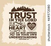 bible lettering. christian art. ... | Shutterstock .eps vector #469572080