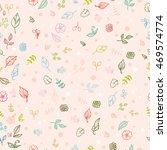 autumn pattern. background   Shutterstock .eps vector #469574774