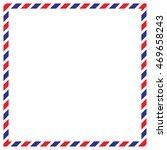 postal background. vector... | Shutterstock .eps vector #469658243