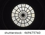 skylight in an old church | Shutterstock . vector #469675760