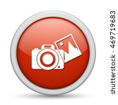 camera with photo icon | Shutterstock .eps vector #469719683