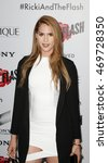 Small photo of NEW YORK-AUG 3: TV personality Carmen Carrera attends the 'Ricki And The Flash' New York premiere at AMC Lincoln Square Theater on August 3, 2015 in New York City.
