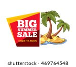 vector label for advertizing.... | Shutterstock .eps vector #469764548