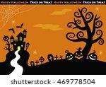 halloween | Shutterstock .eps vector #469778504