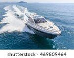 Luxury Motor Boat Rio Yachts - Fine Art prints