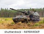 pabrade   lithuania   august 9  ... | Shutterstock . vector #469844069