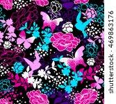 vector seamless pattern for... | Shutterstock .eps vector #469863176