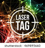 laser tag with target | Shutterstock . vector #469895660