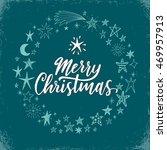 hand lettering for invitation...   Shutterstock .eps vector #469957913