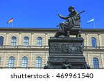 munich  germany april 11 2016 ... | Shutterstock . vector #469961540