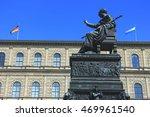 munich  germany april 11 2016 ... | Shutterstock . vector #469961540
